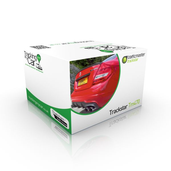 Trackstar Tm470 Category 6 Tracking System Tracking My Car
