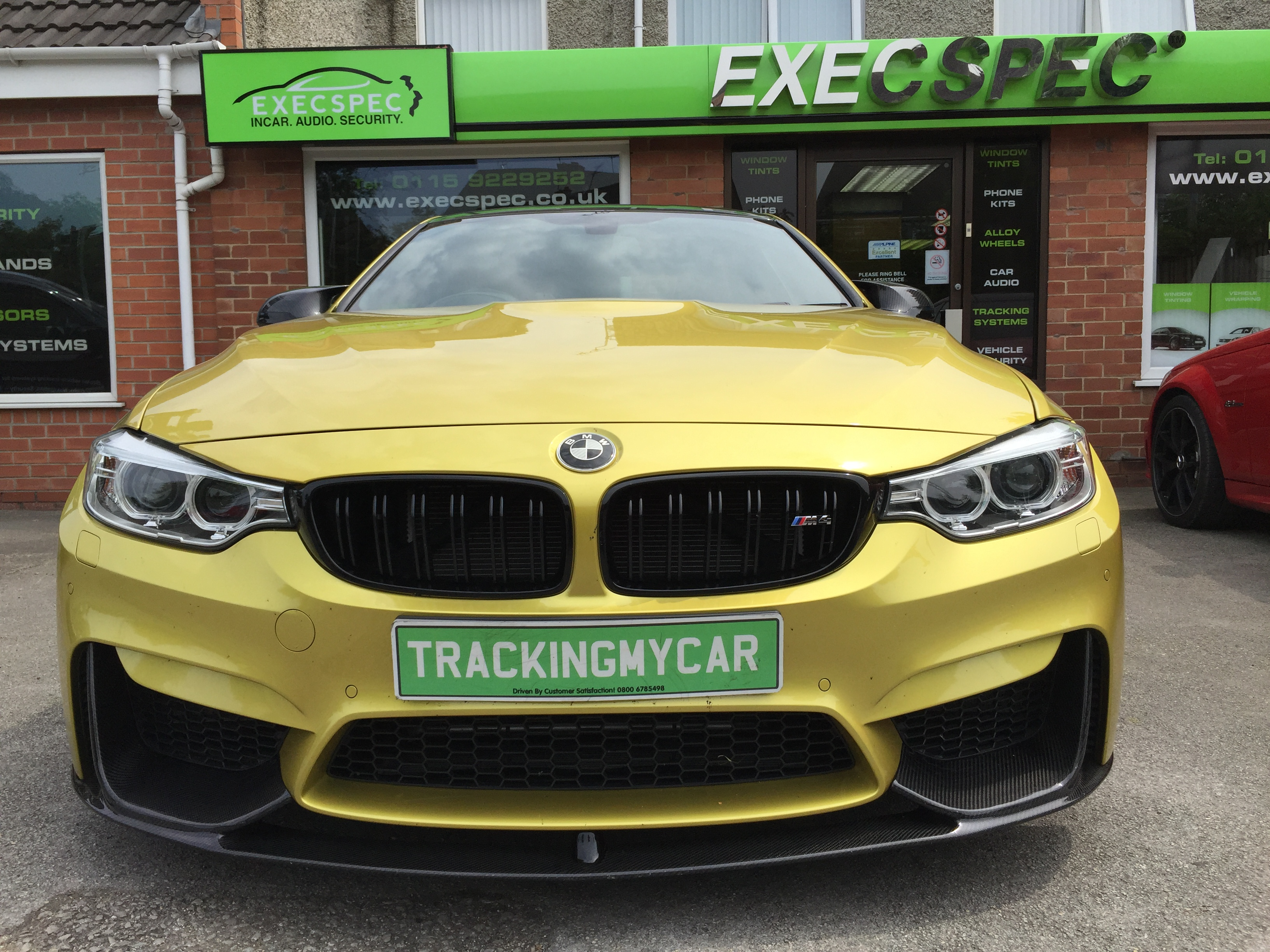 Bmw M4 Stolen Car Tracking Systems Amp Stealth Security With