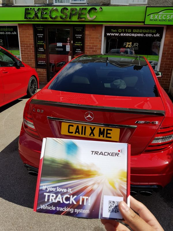 Tracker Monitor Thatcham Approved Tracking System