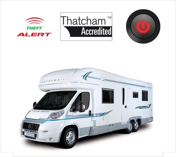 Autowatch Motorhome alarm system