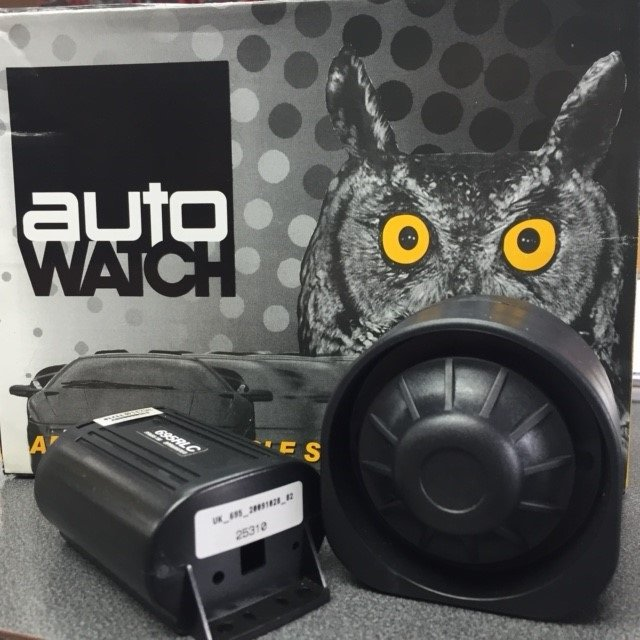 Autowatch_695_CANBUS_ALARM_SYSTEM