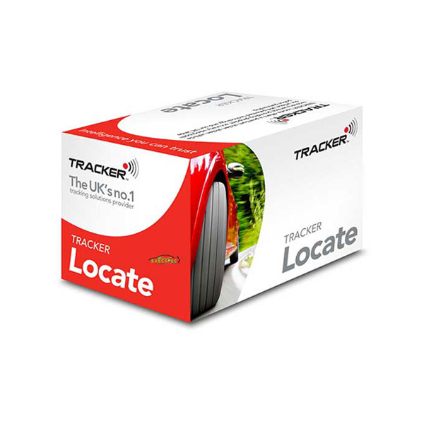 Tracker Locate GPS car tracker 2Year monitoring deal