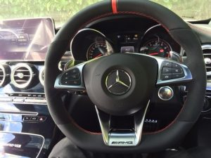 Mercedes AMG C63S Best Car Trackers