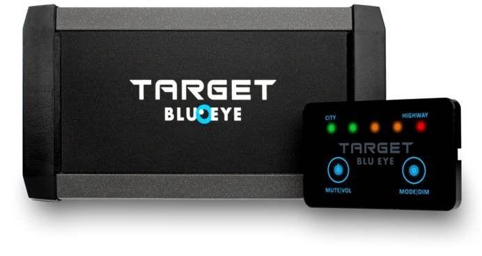 Target Blu Eye Driver Safety Police Alert System
