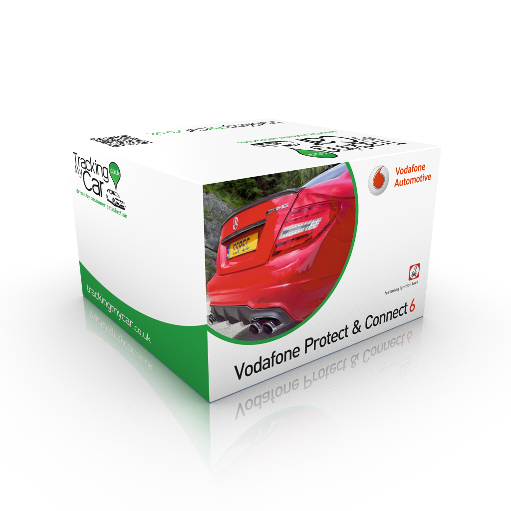 VVodafone Cobra Protect connect 6 tracker 3year