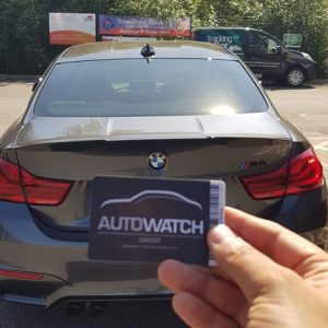 BMW Autowatch Ghost best BMW security