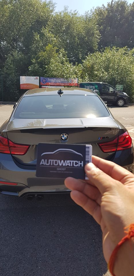 BMW Autowatch Ghost