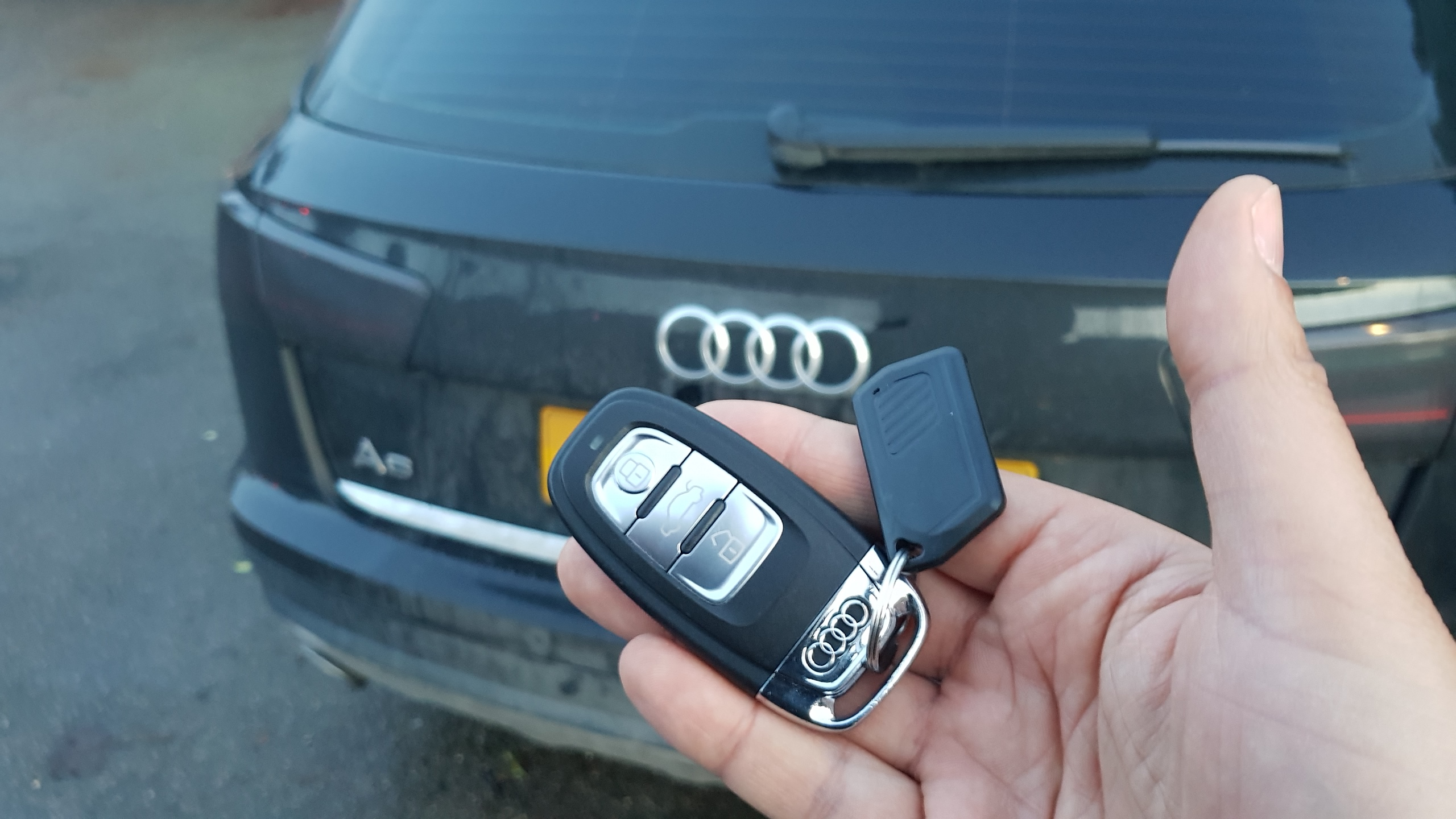Autowatch Ghost ADR Key theft cloning immobiliser