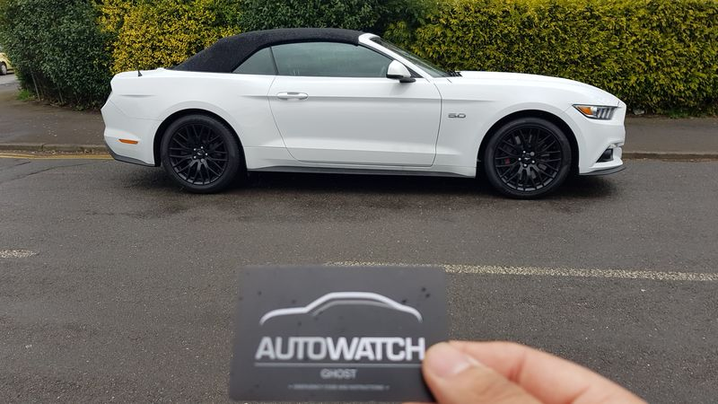 Ford Mustang Autowatch Ghost Key Theft Cloning Immobiliser