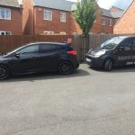 Ford Focus RS Autowatch Ghost
