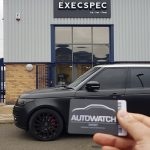 Range Rover best car security tracker ghost immobiliser