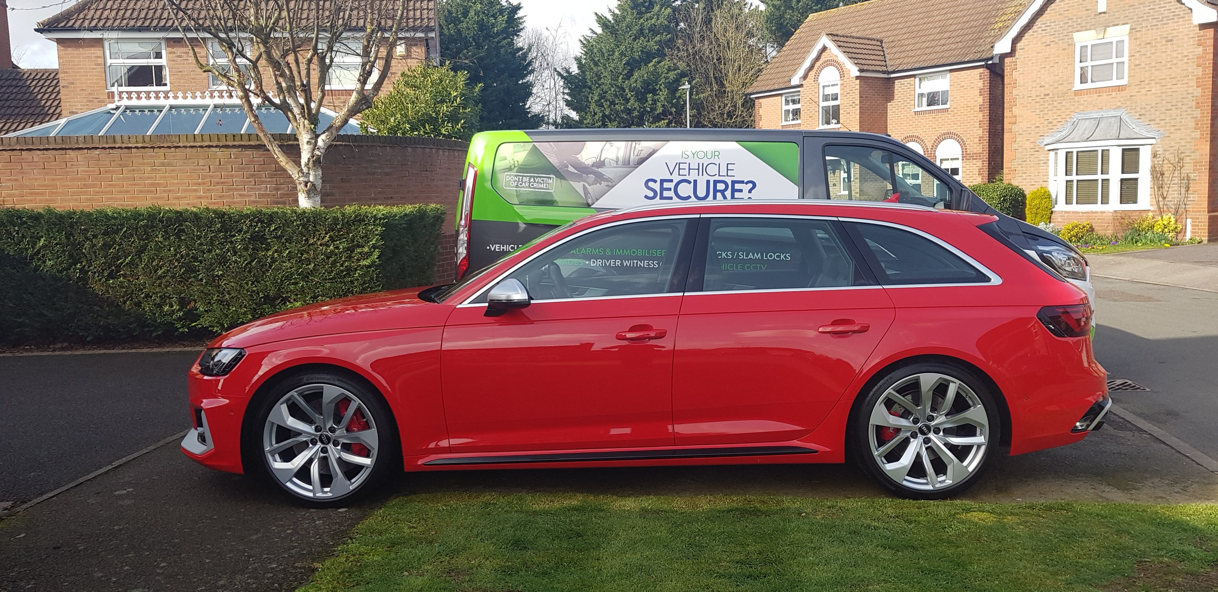 Audi Smartrack Protector Pro