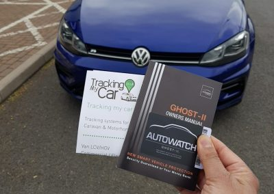 VW Golf R Ultimate Security Package