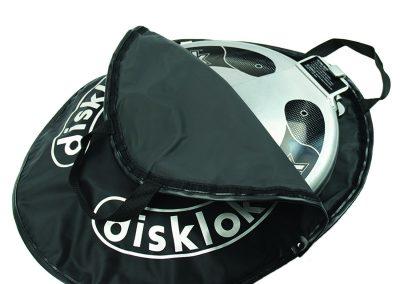 Disklok Storage Case - The Ultimate Steering Wheel Lock