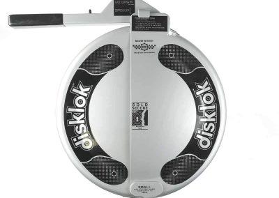 Disklok - The Ultimate Steering Wheel Lockv