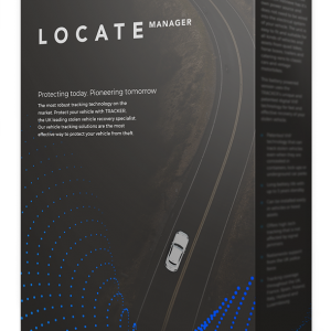Tracker Locate Manager Fleet Management System